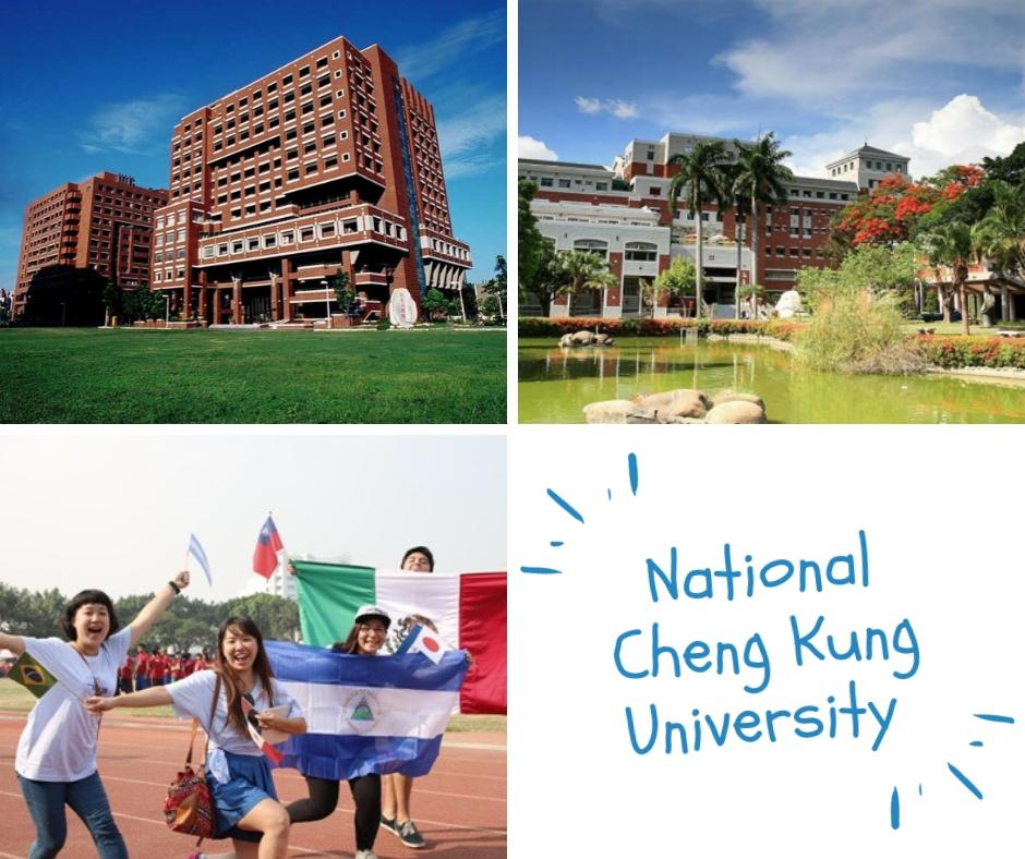 Đại học Quốc gia Thành Công nằm top 4 trường Đại học tốt nhất Đài Loan