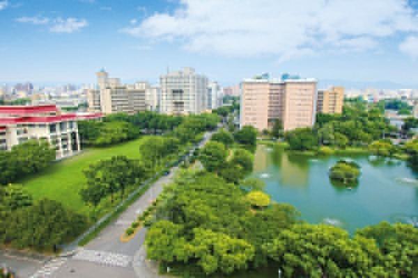 Khuôn viên trường Đại học Quốc gia Chung Hsing