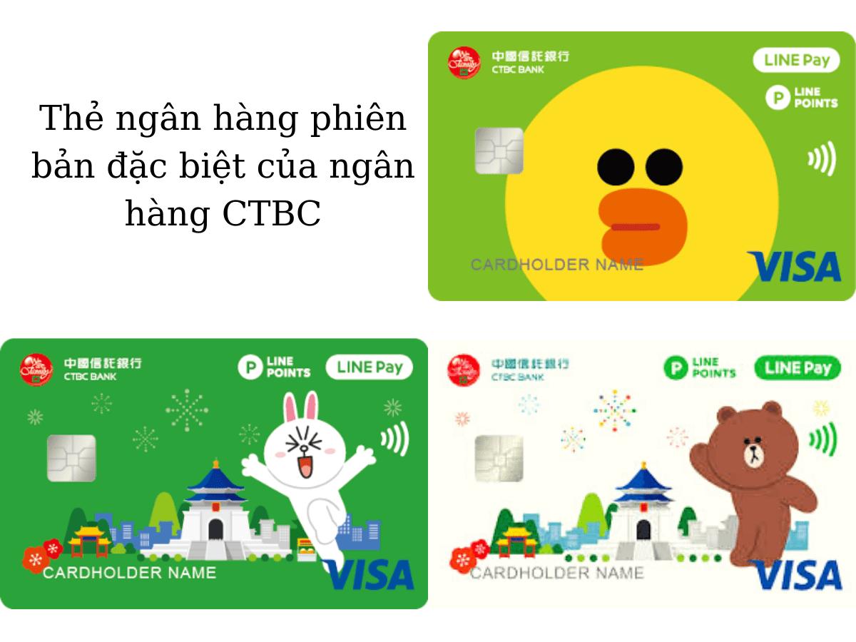 Tip làm thẻ ngân hàng ở Đài Loan